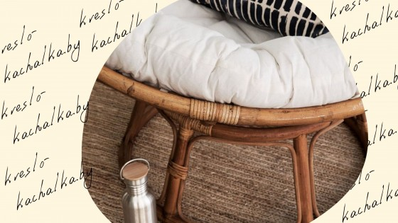 Оформляем балкон с мебелью из ротанга!