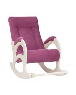 Кресло-качалка, модель 44 б/л Verona сливочный