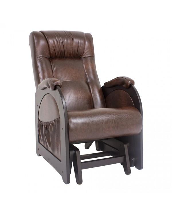 Кресло-гляйдер Модель 48 б.л. экокожа