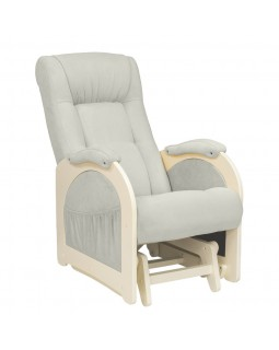 Кресло-глайдер Модель 48 verona сливочный б.л.