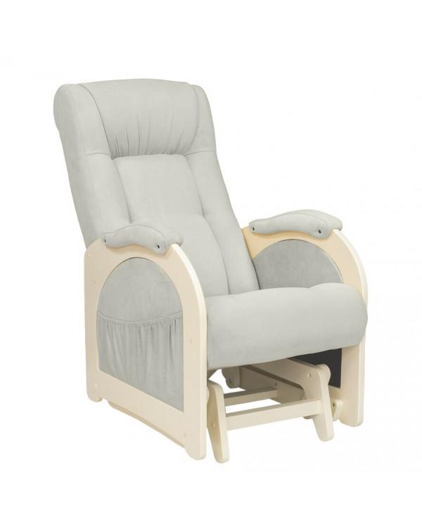 Кресло-гляйдер Модель 48  verona сливочный  б.л.