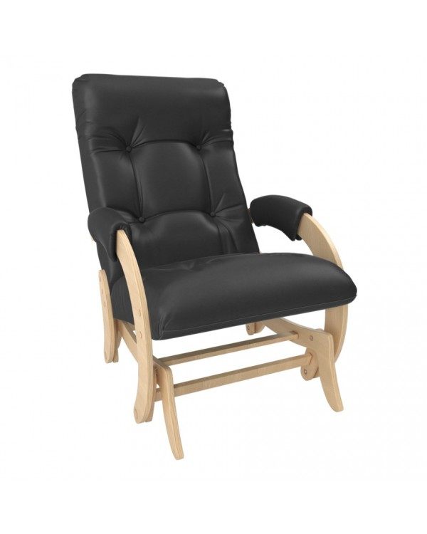 Кресло-гляйдер Модель 68 экокожа натуральный