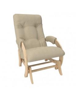 Кресло-глайдер Модель 68 Мальта натуральный