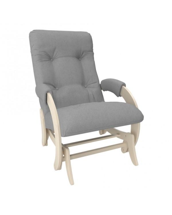 Кресло-гляйдер Модель 68 Montana сливочный