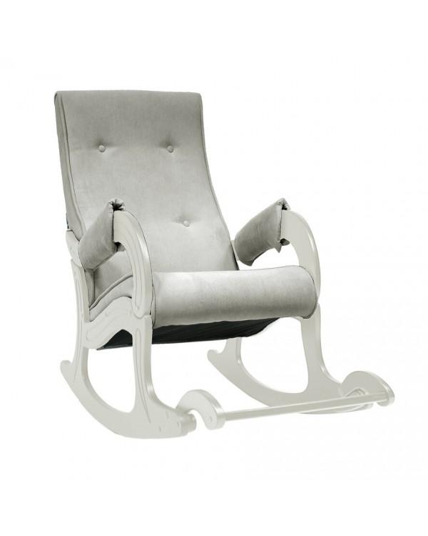 Кресло-качалка, Модель 707 Verona сливочный