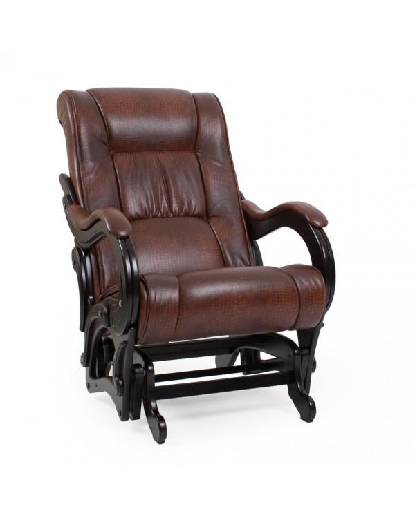 Кресло-гляйдер, Модель 78 экокожа