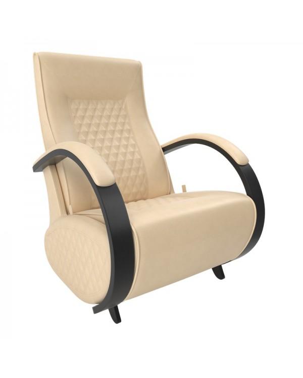 Кресло гляйдер Balance-3 экокожа