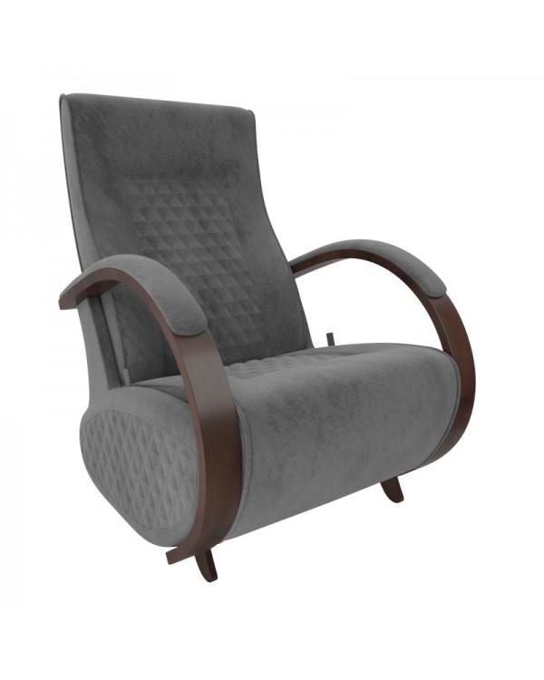 Кресло гляйдер Balance-3 Verona  орех