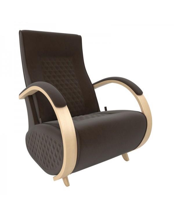 Кресло гляйдер Balance-3 Verona  натуральный