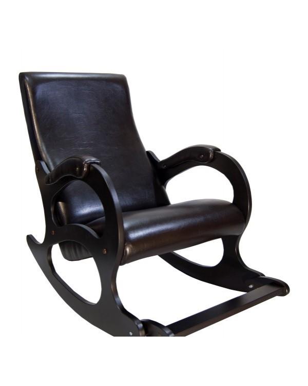 Кресло-качалка Бастион 4-2 с подножкой