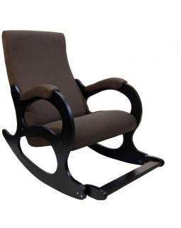 Кресло-качалка 4-2 с подножкой ткань
