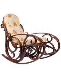 Кресла-качалки из гнутого дерева