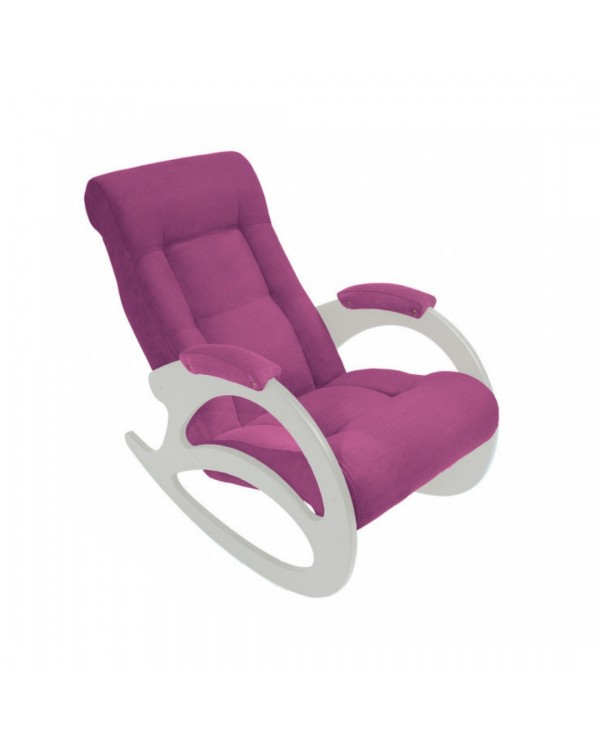 Кресло-качалка, Модель 4 б/л Verona сливочный