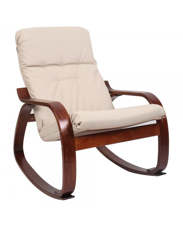 Кресло-качалка Сайма вишня