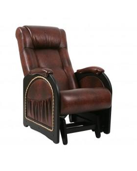 Кресло-глайдер Модель 48 экокожа