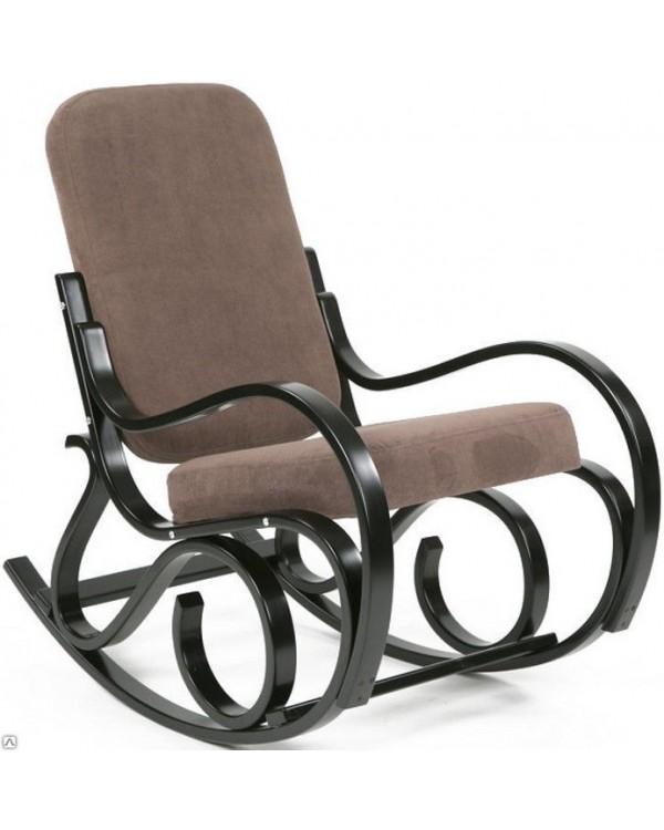 Кресло-качалка Луиза Венге шоколад