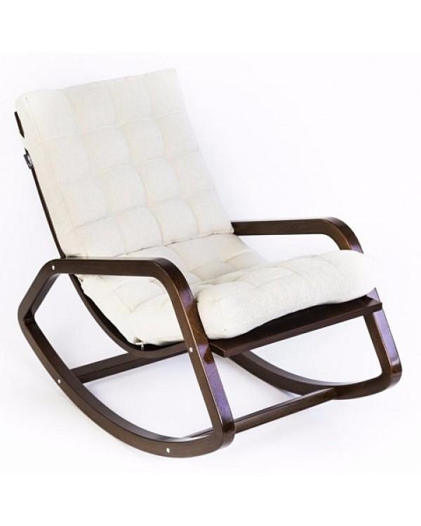 Кресло-качалка Онтарио вишня