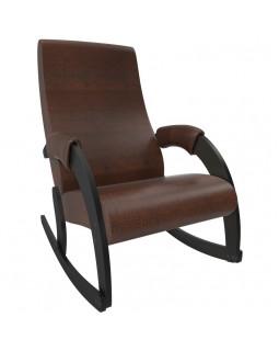 Кресло качалка Модель 67M Экокожа