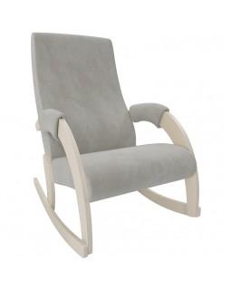 Кресло качалка Модель 67M Verona сливочный