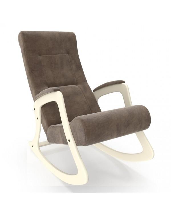 Кресло-качалка, Модель 2 Verona сливочный