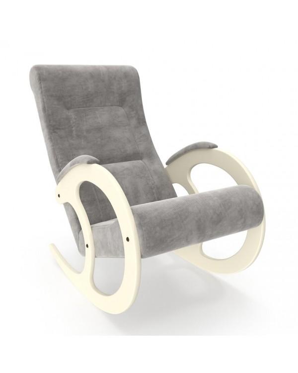 Кресло-качалка, Модель 3 Verona сливочный