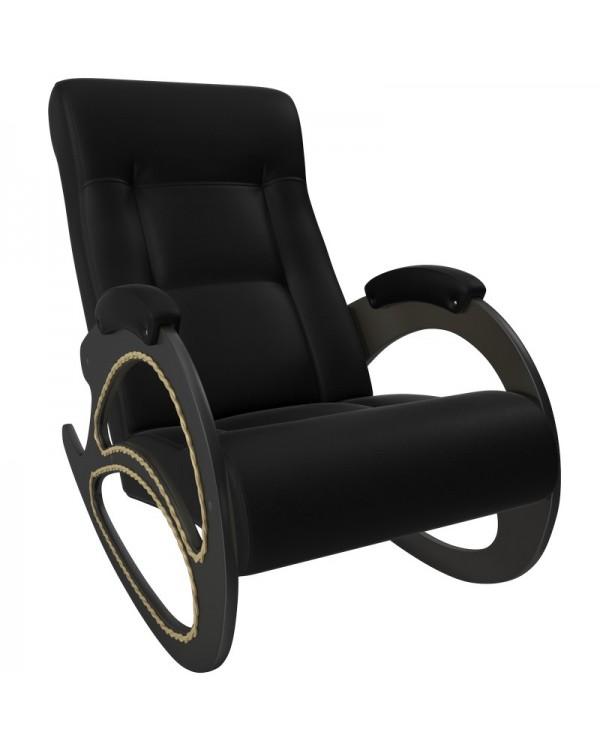 Кресло-качалка, Модель 4 экокожа