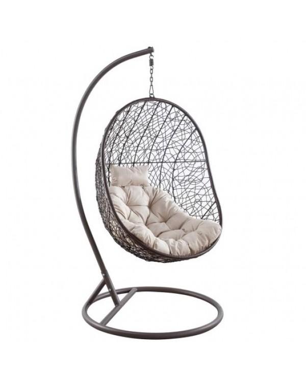 Кресло подвесное кокон  Kiwi