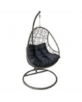 Кресло подвесное Bounty BSTDGR02 серый