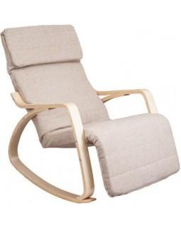 Кресло-качалка SMART СМАРТ бежевый