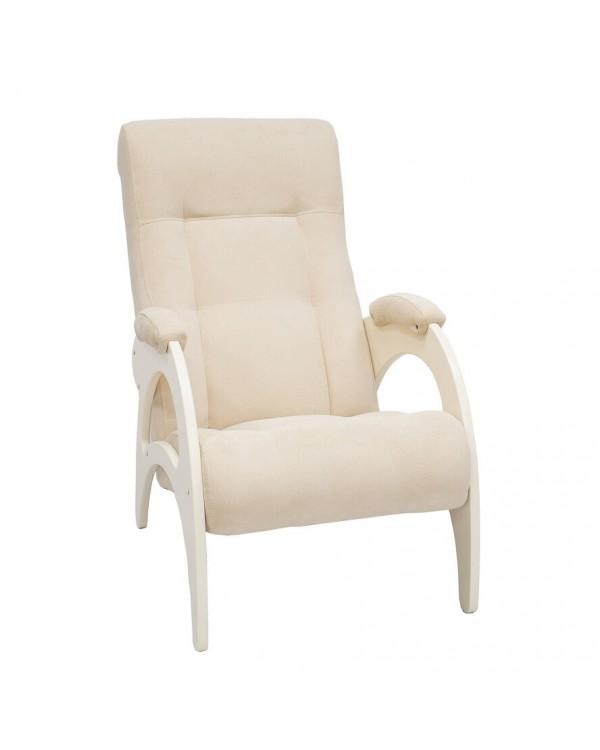 Кресло для отдыха Модель 41 б/л verona сливочное