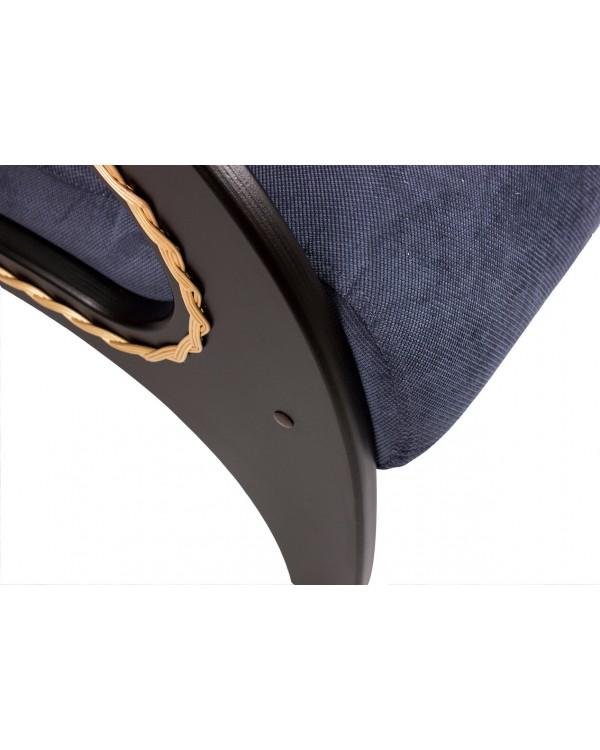 Кресло для отдыха Модель 41 Verona denim blue