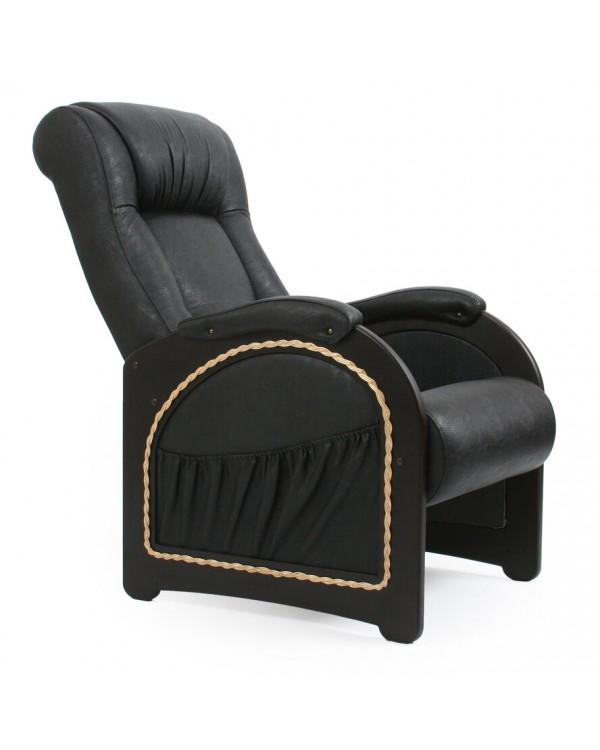 Кресло для отдыха Модель 43 экокожа
