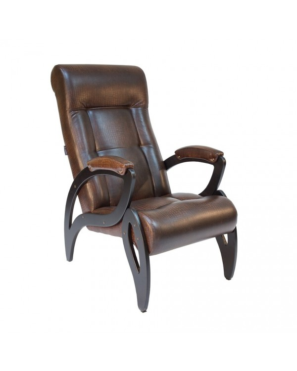 Кресло для отдыха Модель 51 экокожа