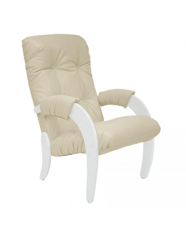 Кресло для отдыха Модель 61 экокожа