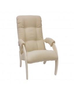 Кресло для отдыха Модель 61 Verona сливочный