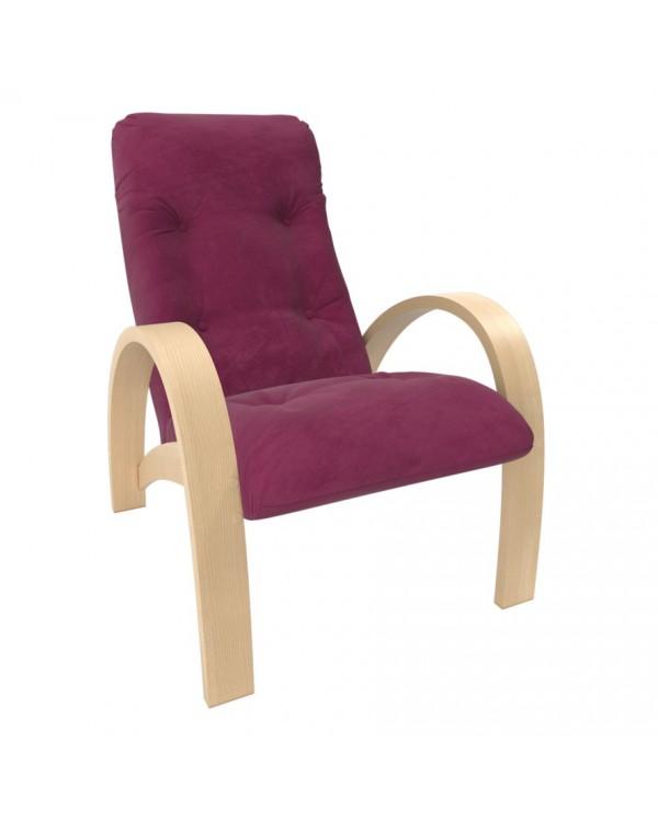 Кресло для отдыха Модель S7 Verona  натуральное дерево