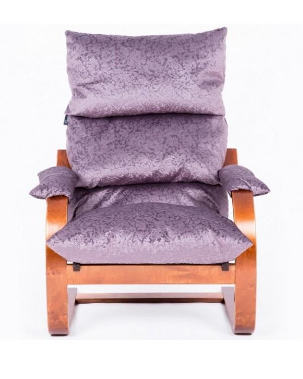 Кресло для отдыха Онега  вишня