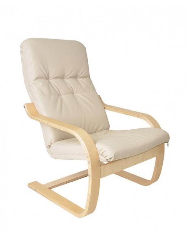"""Кресло для отдыха Импэкс """"Сайма"""" экокожа"""