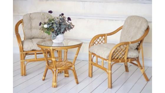Выбираем плетёную мебель для дома и дачи