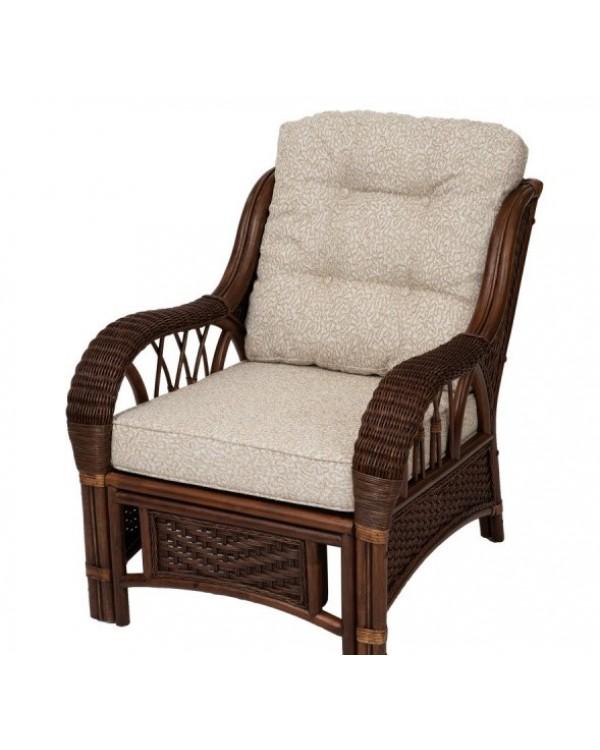 Кресло для отдыха ALEXA орех