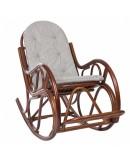 Кресло качающееся Classic с подушкой