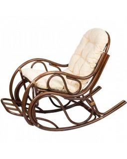 Кресло качающееся с подножкой 05/17 Matt Б