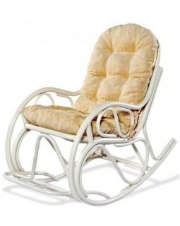 Кресло качающееся с подножкой 05/17 W