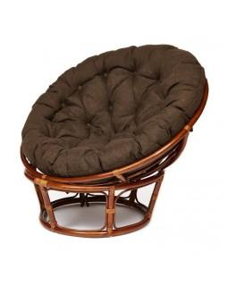 Кресло для отдыха PAPASUN CHAIR подушка шоколад