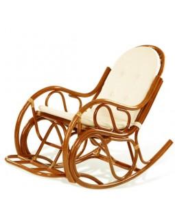 Кресло-качалка с подушкой МР Артикул: 05/04